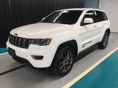 2016 Jeep Grand Cherokee for sale at Falleti Motors, Inc.  est. 1976 in Batavia NY