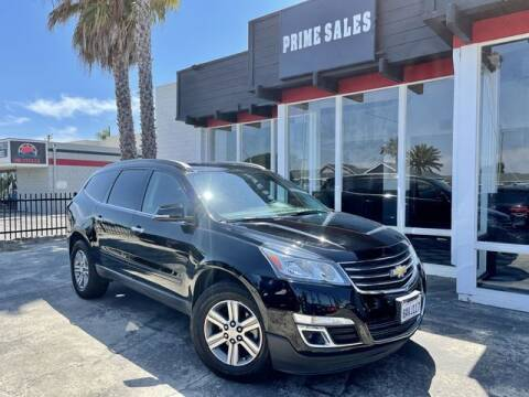 2016 Chevrolet Traverse for sale at Prime Sales in Huntington Beach CA