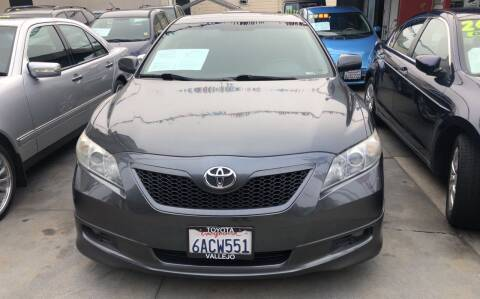 2007 Toyota Camry for sale at Excelsior Motors , Inc in San Francisco CA