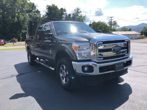 2016 Ford F-250 Super Duty for sale at KNK AUTOMOTIVE in Erwin TN