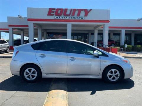 2013 Toyota Prius for sale at EQUITY AUTO CENTER in Phoenix AZ