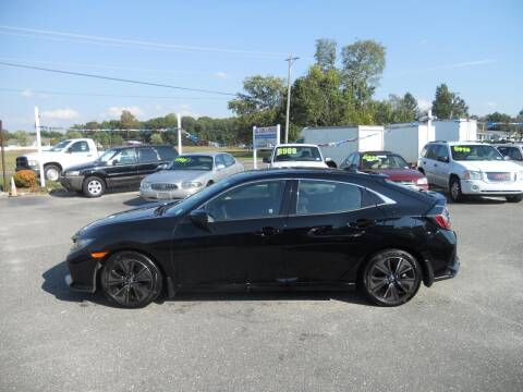 2017 Honda Civic for sale at All Cars and Trucks in Buena NJ