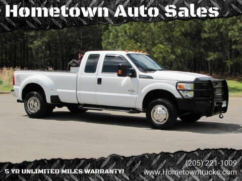 2016 Ford F-350 Super Duty for sale at Hometown Auto Sales - Trucks in Jasper AL