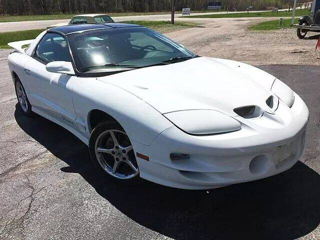 2001 Pontiac Firebird for sale at AB Classics in Malone NY