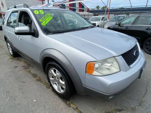 2005 Ford Freestyle for sale at North County Auto in Oceanside CA