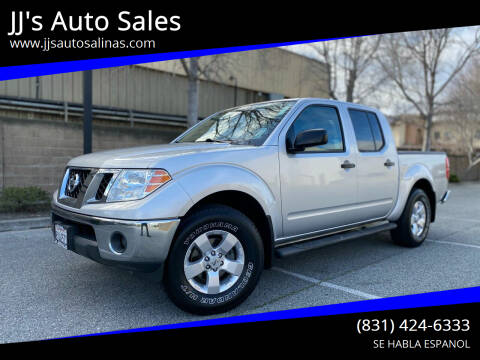 2010 Nissan Frontier for sale at JJ's Auto Sales in Salinas CA