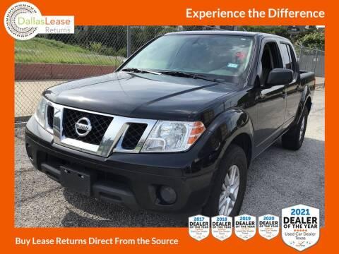 2019 Nissan Frontier for sale at Dallas Auto Finance in Dallas TX