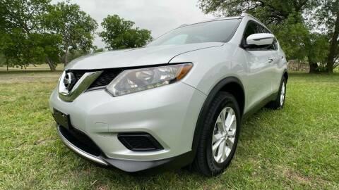 2016 Nissan Rogue for sale at Carz Of Texas Auto Sales in San Antonio TX