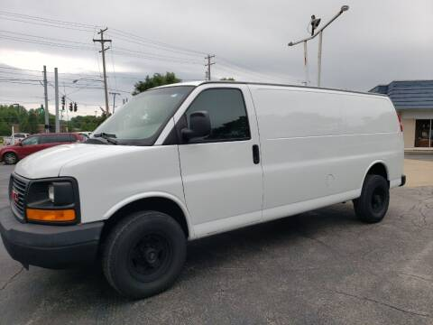 2009 GMC Savana Cargo for sale at COLONIAL AUTO SALES in North Lima OH