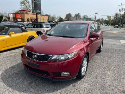 2012 Kia Forte5 for sale at Innovative Auto Group in Little Ferry NJ