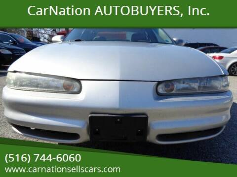 2002 Oldsmobile Intrigue for sale at CarNation AUTOBUYERS, Inc. in Rockville Centre NY