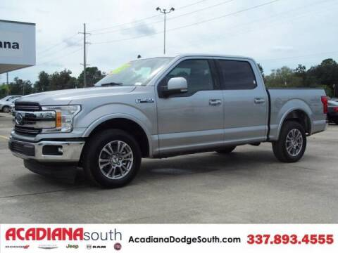 2020 Ford F-150 for sale at Acadiana Automotive Group - Acadiana Dodge Chrysler Jeep Ram Fiat South in Abbeville LA