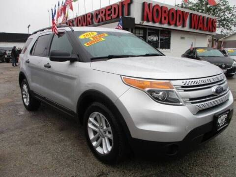 2015 Ford Explorer for sale at Giant Auto Mart 2 in Houston TX