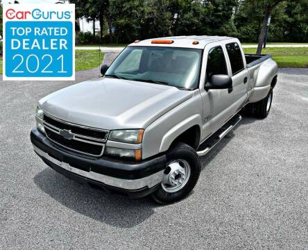 2006 Chevrolet Silverado 3500 for sale at Brothers Auto Sales of Conway in Conway SC