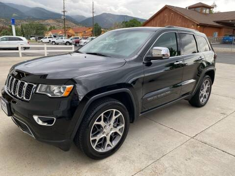 2020 Jeep Grand Cherokee for sale at Salida Auto Sales in Salida CO