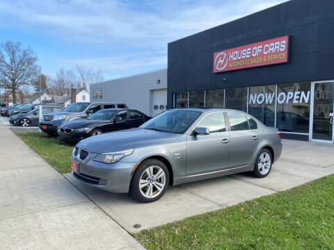 2010 BMW 5 Series for sale at HOUSE OF CARS CT in Meriden CT