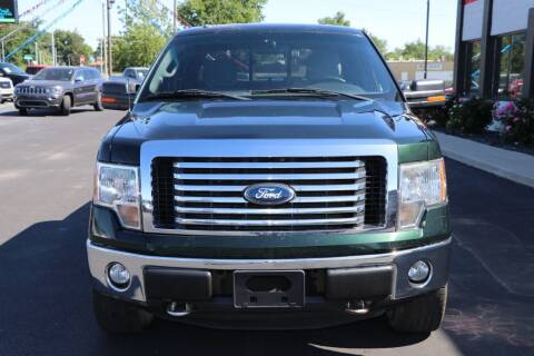 2012 Ford F-150 for sale at Ultimate Auto Deals DBA Hernandez Auto Connection in Fort Wayne IN