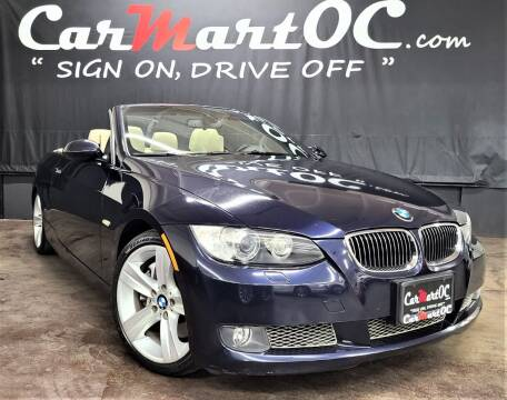 2009 BMW 3 Series for sale at CarMart OC in Costa Mesa, Orange County CA