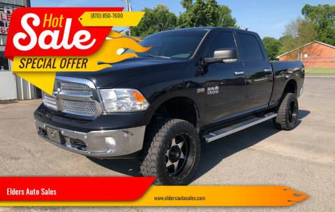 2015 RAM Ram Pickup 1500 for sale at Elders Auto Sales in Pine Bluff AR