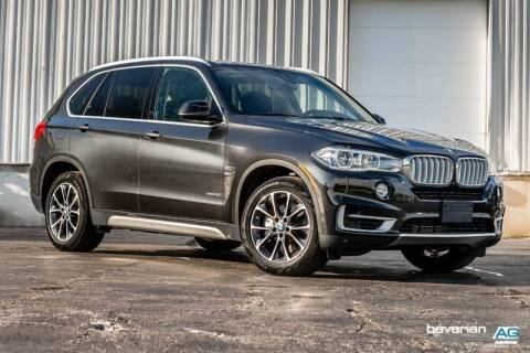 2015 BMW X5 for sale at BAVARIAN AUTOGROUP LLC in Kansas City MO