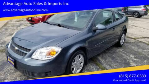 2005 Chevrolet Cobalt for sale at Advantage Auto Sales & Imports Inc in Loves Park IL