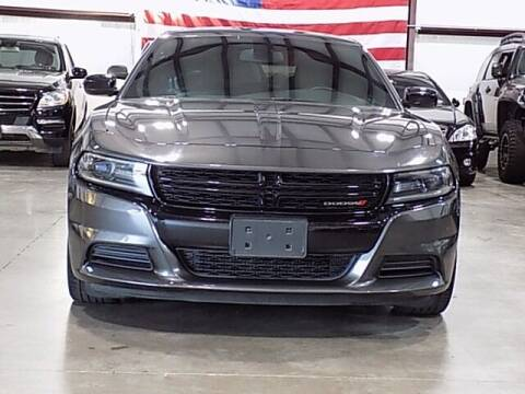 2016 Dodge Charger for sale at Texas Motor Sport in Houston TX