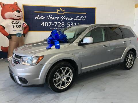 2019 Dodge Journey for sale at Auto Chars Group LLC in Orlando FL