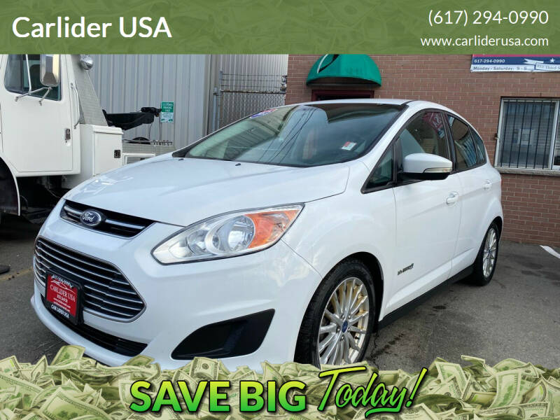 2013 Ford C-MAX Hybrid for sale at Carlider USA in Everett MA