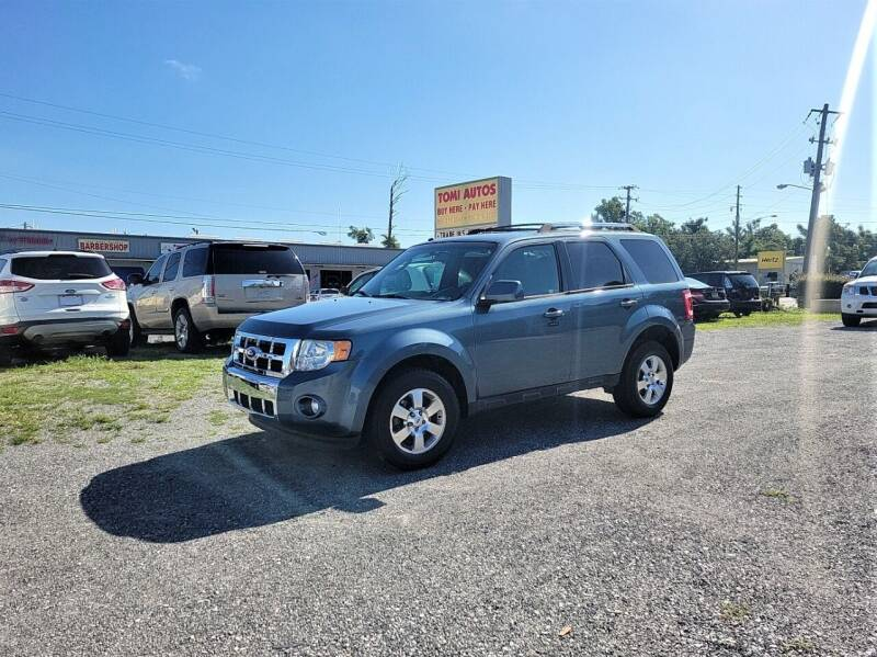 2011 Ford Escape for sale at TOMI AUTOS, LLC in Panama City FL