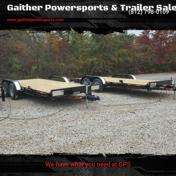 2020 Heartland 18' Car trailers for sale at Gaither Powersports & Trailer Sales in Linton IN