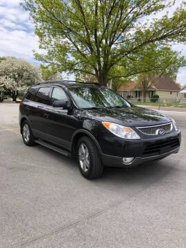 2008 Hyundai Veracruz for sale at Divine Auto Sales LLC in Omaha NE