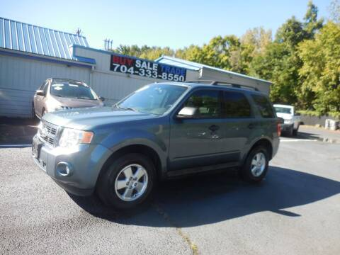 2012 Ford Escape for sale at Uptown Auto Sales in Charlotte NC