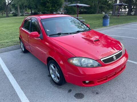 2008 Suzuki Reno for sale at CHAD AUTO SALES in Bridgeton MO