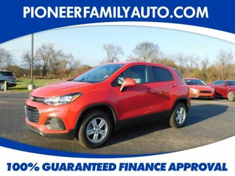 2020 Chevrolet Trax for sale at Pioneer Family auto in Marietta OH