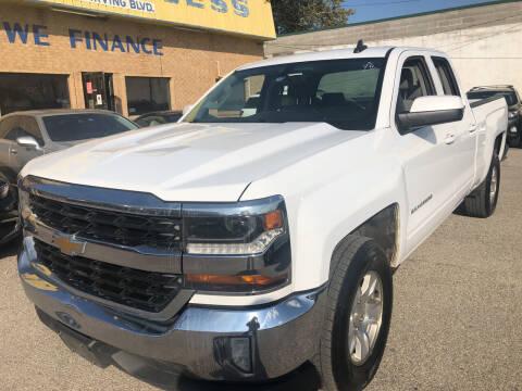2016 Chevrolet Silverado 1500 for sale at Auto Access in Irving TX