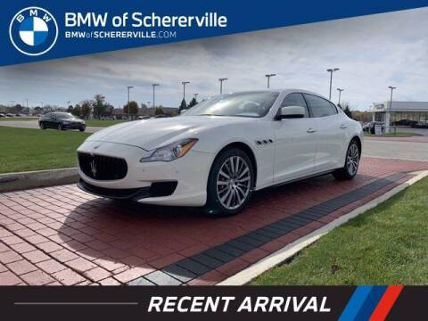 2016 Maserati Quattroporte for sale at BMW of Schererville in Shererville IN