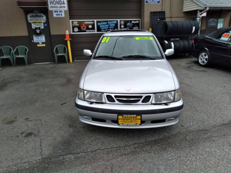2001 Saab 9-3 for sale at JMV Inc. in Bergenfield NJ