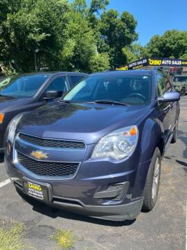 2014 Chevrolet Equinox for sale at Chinos Auto Sales in Crystal MN