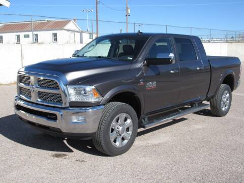 2015 RAM Ram Pickup 2500 for sale at HOO MOTORS in Kiowa CO