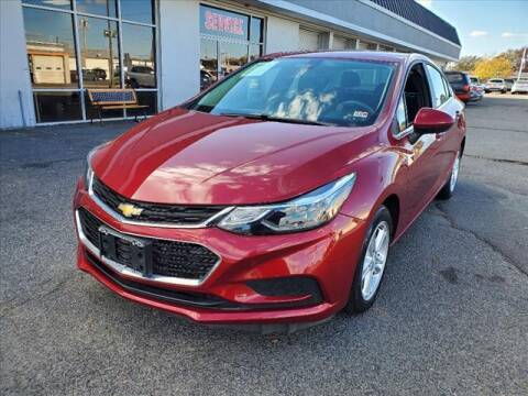2017 Chevrolet Cruze for sale at Auto Connection in Manassas VA