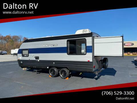 2021 Forest River Grey Wolf 19SM for sale at Dalton RV in Dalton GA