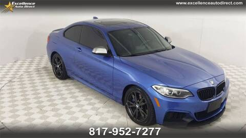 2016 BMW 2 Series for sale at Excellence Auto Direct in Euless TX