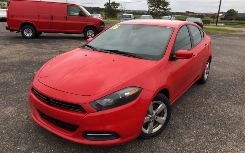 2016 Dodge Dart for sale at Carmans Used Cars & Trucks in Jackson OH