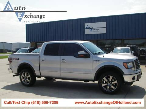 2012 Ford F-150 for sale at Auto Exchange Of Holland in Holland MI