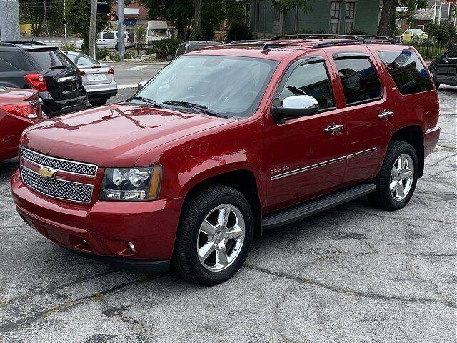 2014 Chevrolet Tahoe for sale at Sunshine Auto Sales in Huntington IN