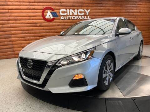 2019 Nissan Altima for sale at Dixie Motors in Fairfield OH