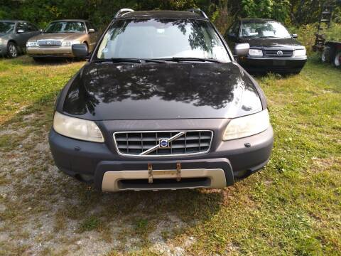 2006 Volvo XC70 for sale at Maple Street Auto Sales in Bellingham MA