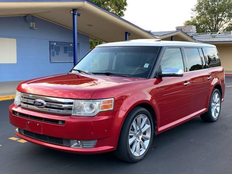 2011 Ford Flex for sale at ELYA MOTORS in Newark CA