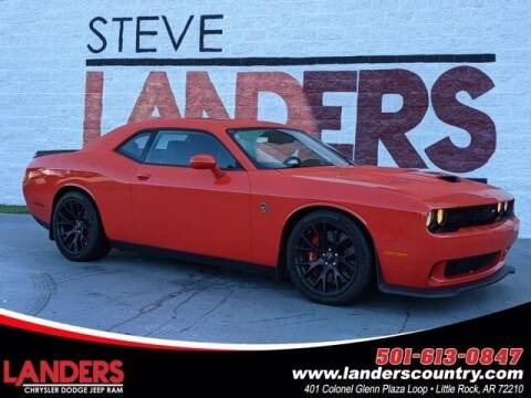 2016 Dodge Challenger for sale at The Car Guy powered by Landers CDJR in Little Rock AR