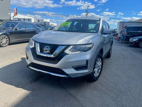 2017 Nissan Rogue for sale at A1 Auto Mall LLC in Hasbrouck Heights NJ